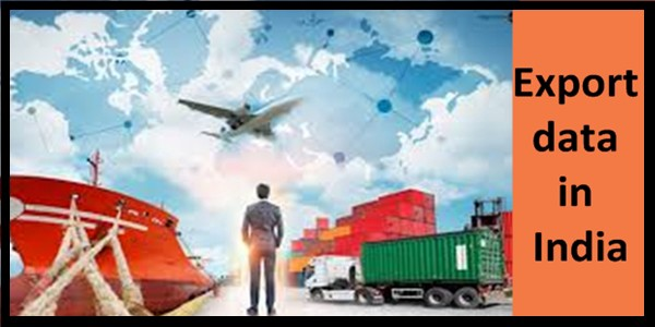 Get market details in India from import-export data