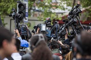 llegar a la prensa