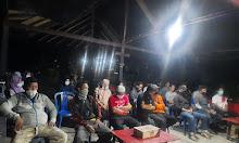 Samsumarlin Reses III di BilokkaTemui Komunitas Pemuda