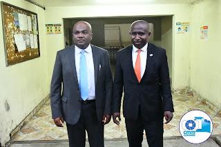 Ministère de l'intérieur : Passation technique entre Kiki et Fakridine
