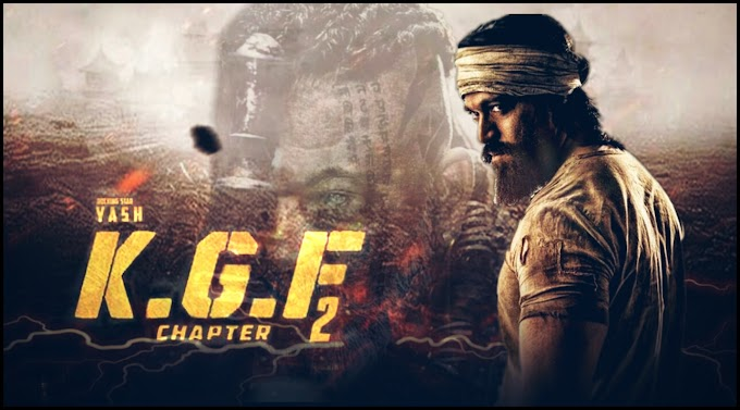 KGF Chapter 2 South movie Hindi dubbed download 2020 | New South Indian Movie