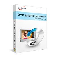 Xilisoft DVD to MP4 Converter 7.8.24 Build 20200219 poster box cover