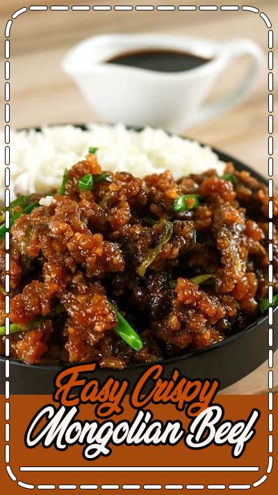 This Mongolian Beef recipe is super easy to make and uses simple, readily available ingredients! Whip this up in under 20 minutes and have the perfect mid-week dinner meal!