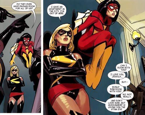 Escritora de Capitã Marvel nos quadrinhos conta o que espera ver ...