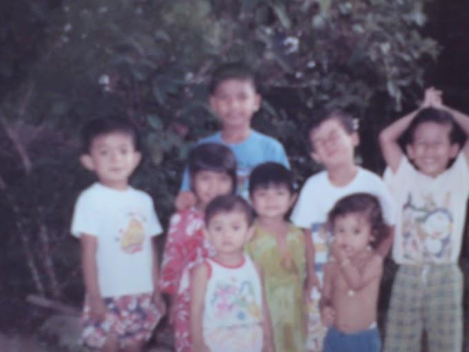 memori masa kecil yang indah
