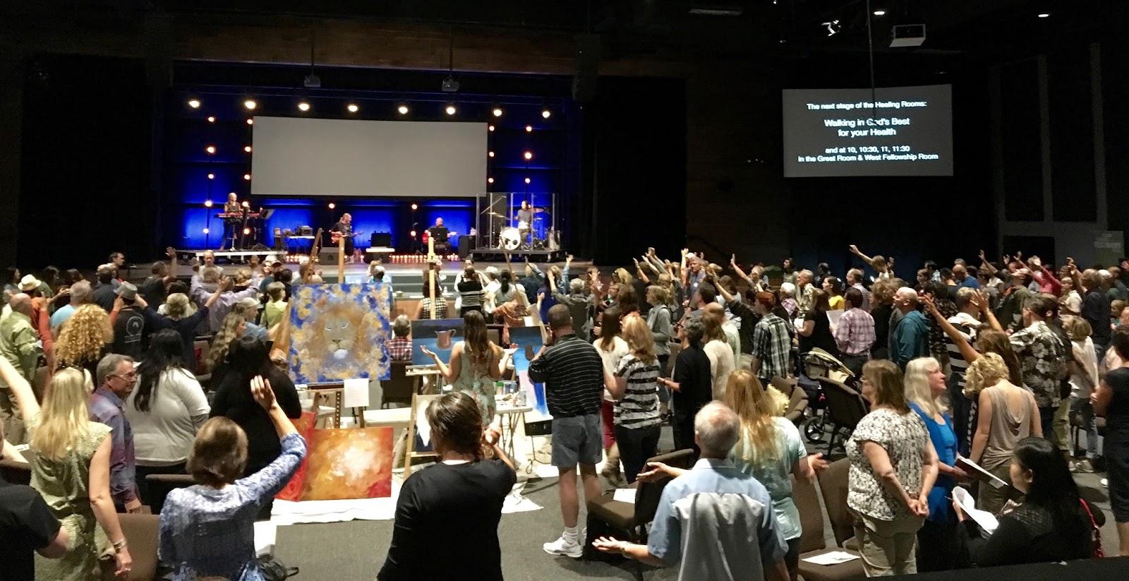 Bethel Worship Tour