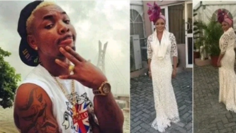 Singer Oritsefemi Is Married. He Got Married Yesterday To A Beautiful Lady (Photos) 1
