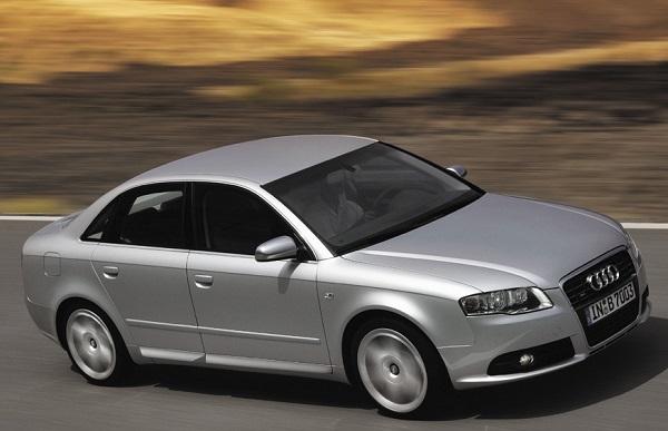 Ficha Técnica Audi S4 B7 (2005 - 2008)