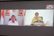Rakor Penyusunan RKP Bersama Menteri PPN, Wagub Sampaikan Tiga Program Prioritas di Sulut