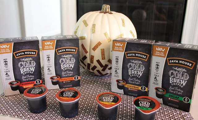 New: FREE JAVA HOUSE Authentic Cold Brew Coffee Pods From CrowdTap