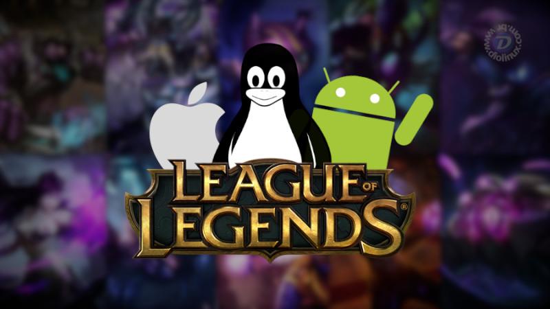 league of legends para linux mint