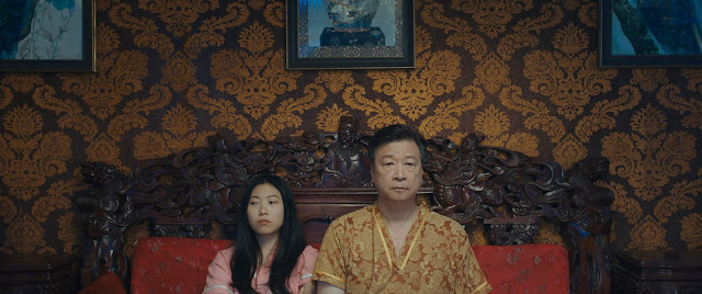 Awkwafina Tzi Ma Lulu Wang | The Farewell