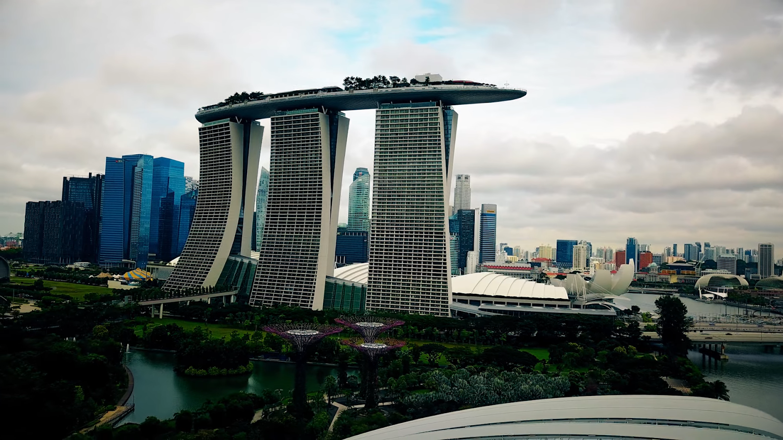 Singapore, 4th most sustainable city 2018