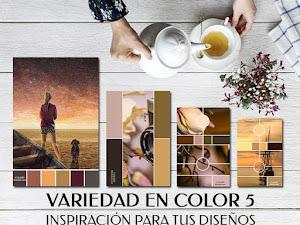 Variedad En Color 5 Cambios