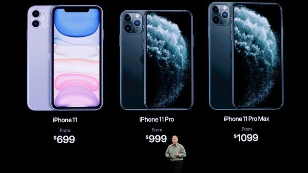 iPhone 11 Series Resmi Dijual di Indonesia