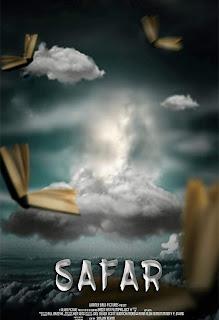 Safar New Movie Poster Background Free Stock