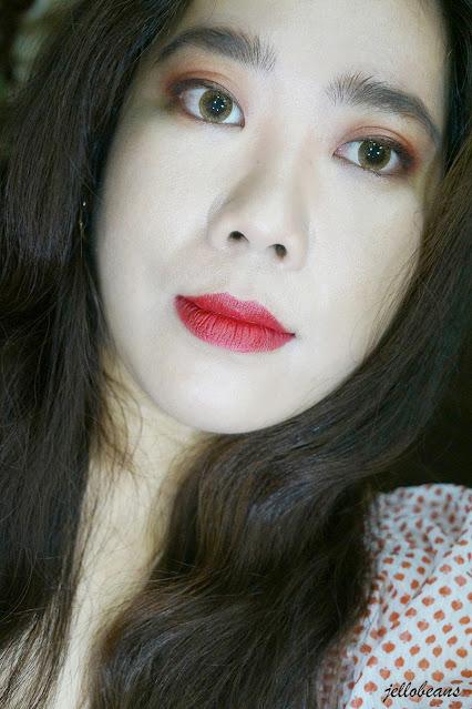 WONDOLLY Vivid Velvet Lips in 01 Matilda