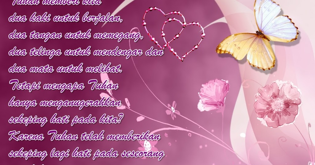 Ucapan Selamat Ulang Tahun Untuk Kekasih Paling Romantis