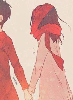 Foto Profile Facebook Couple Anime