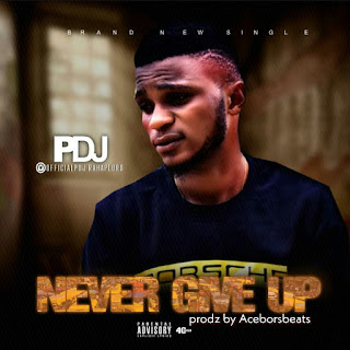 DOWNLOAD MP3 : PDJ -- NEVER GIVE UP