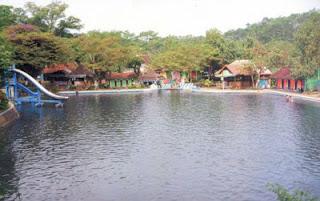 Tempat Wisata  Pemandian Alam Selokambang