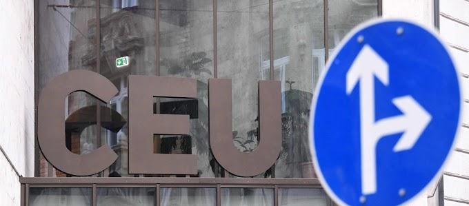 Pofára esés: Az Alkotmánybíróság nem foglalkozik a CEU-val