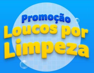 Cadastrar Promoção Loucos Por Limpeza 500 Reais - Big, Bom Preço e Hiper Supermercados
