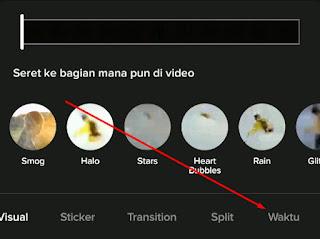 Cara Membuat Video Mundur Terbalik / Reverse TikTok