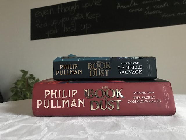 Books: The Book Of Dust: La Belle Sauvage & The Secret Commonwealth