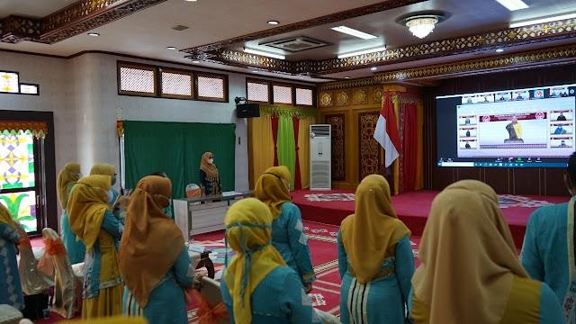 Dyah Erti Dilantik Jadi Ketua Dekranasda Aceh