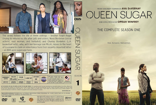 Queen Sugar Season 1 DVD Cover