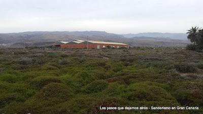 Fábrica de Intercasa en Juncalillo del Sur