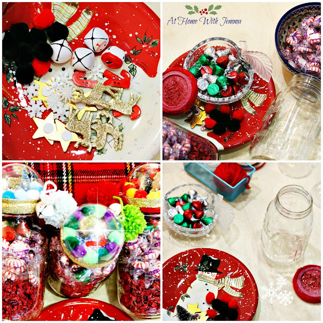 craft, crafting, handmade, diy, mason, jars, holidays
