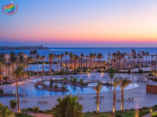 Makadi Bay Resorts- Hurghada