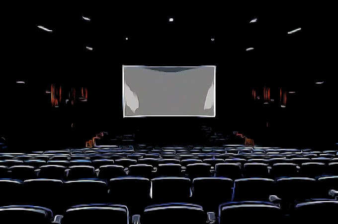 Menonton bioskop
