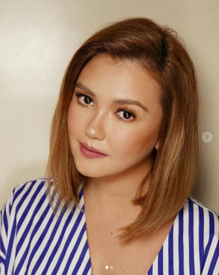 Angelica Panganiban Received A Special Surprise From Her Good Friend, Angel Locsin!