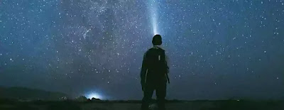 Far star that tickles for me my sensitive plate And fries a couple of ebon atoms white, I don't believe I believe a thing you state. I put no faith in the seeming facts of light.