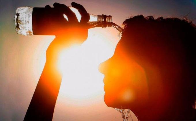 Advierten por una ola de calor que afectará el centro y norte del país hasta el lunes