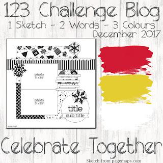 December 123 Challenge