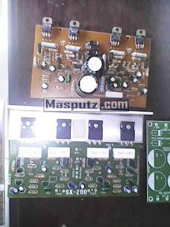 Cara Mengganti Kit Power Pada Speaker Aktif Biar Mantap