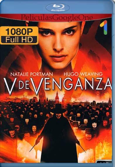 V De Venganza (2007) [1080p] [Latino-Inglés] [GoogleDrive]
