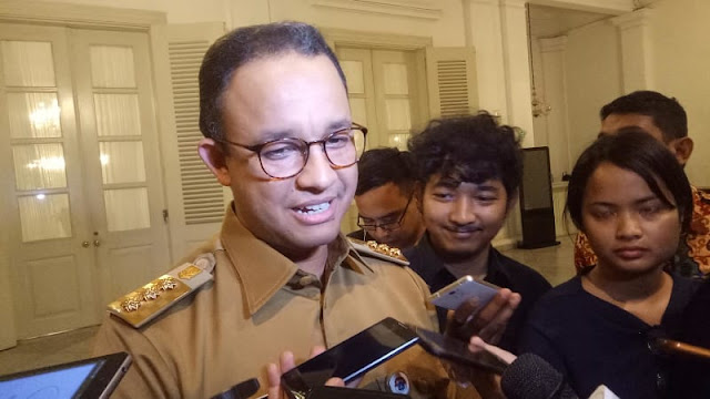 Anies Bakal Tutup Diskotek Old City