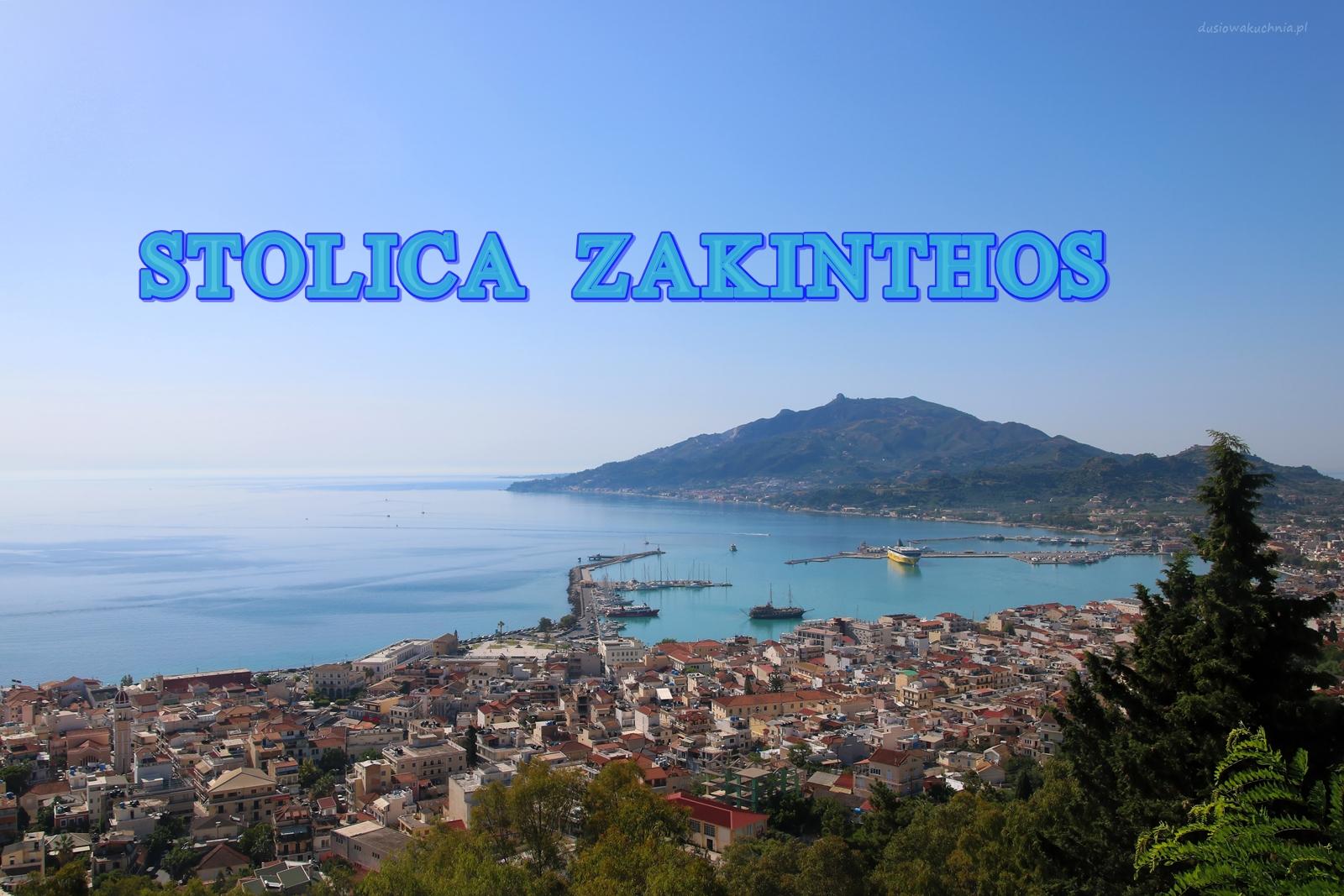 Stolica Zakynthos - co zobaczyć?