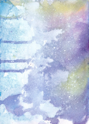 Free Abstract Watercolor Texture
