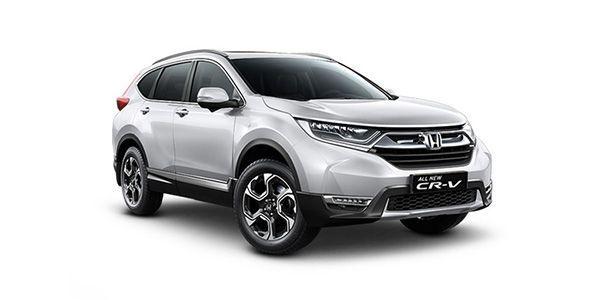 All New 2018 Honda CR-V Premium SUV Wallpaper