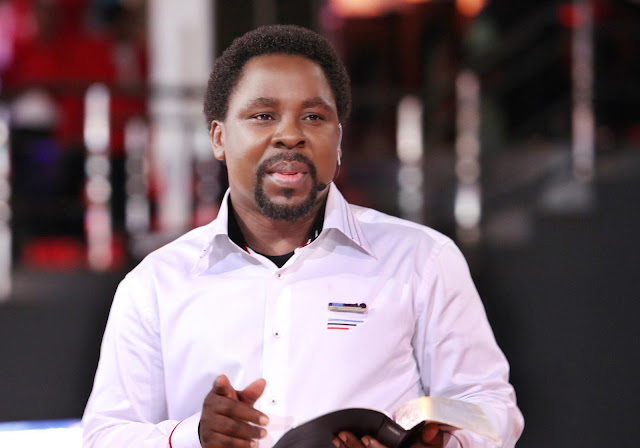 Pastor T.B. Joshua reveals source of funds for his ministry