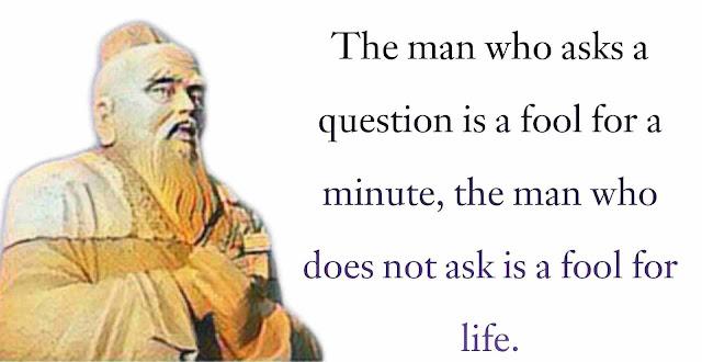 Confucius  funny Quotes