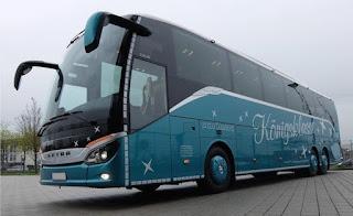 Gestohlener Reisebus aus Badenstedt sichergestellt
