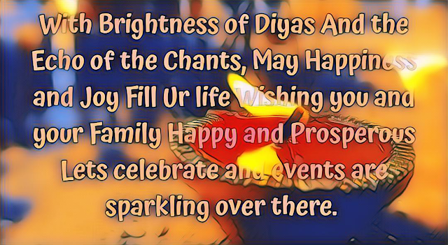 Creative Diwali Wishes, Diwali greeting, Diwali Quotes 2019