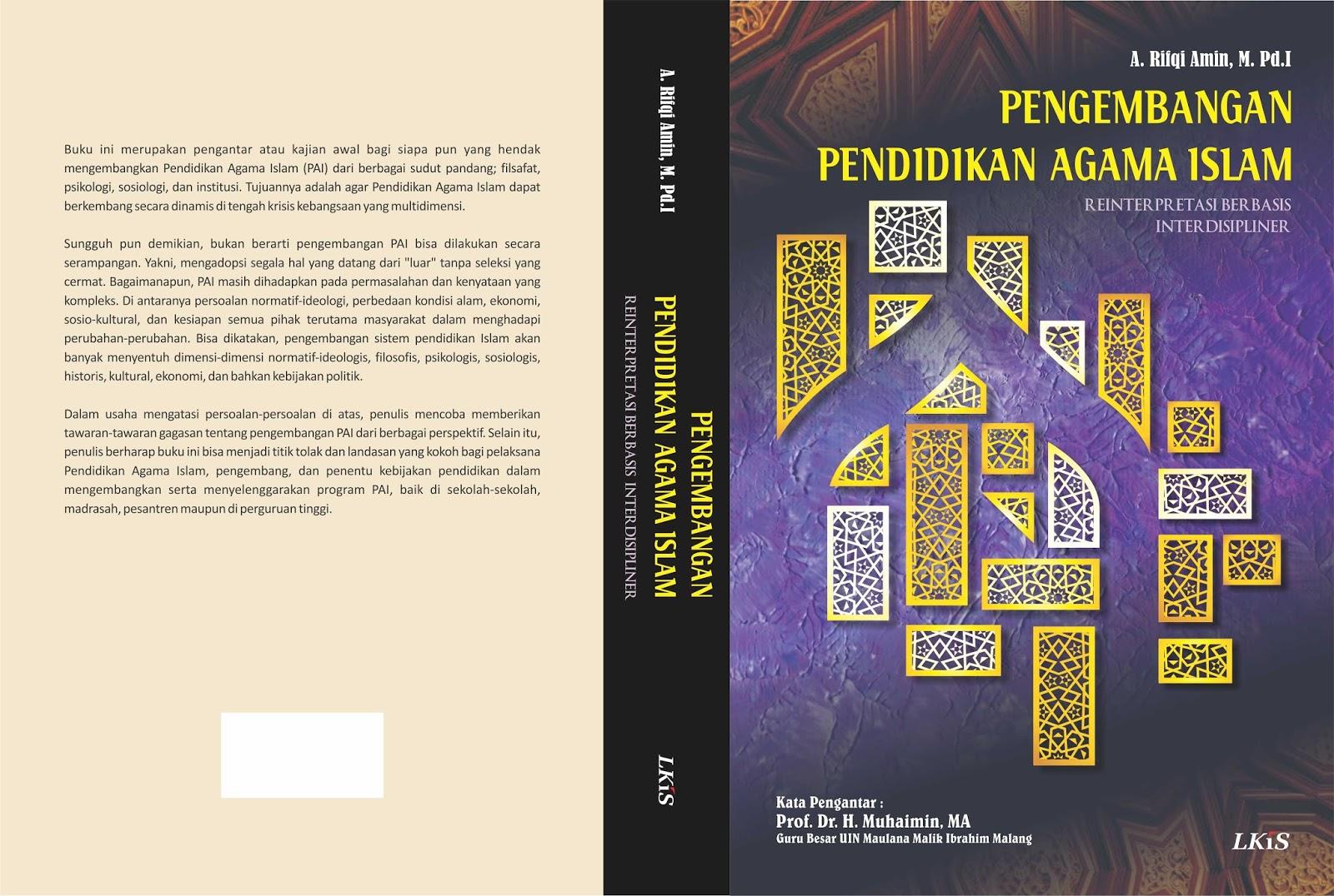 Sinopsis Buku Pengembangan Pendidikan Agama Islam Reinterpretasi